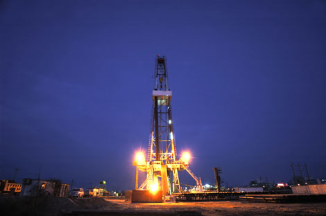 Rapid deploy networks for oil and gas exploration