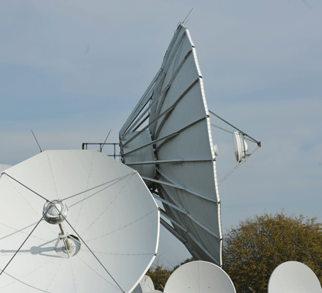 Global remote communications from the leading VSAT satellite service provider