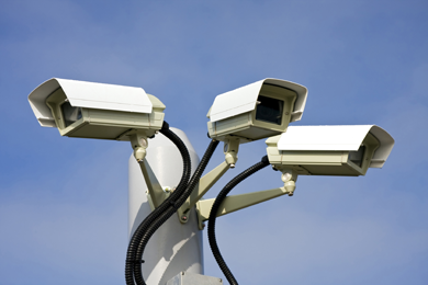 IP-based CCTV vixdeo surveillance network
